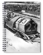 Indianapolis 500, 1912 Spiral Notebook