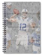 Indianapolis Colts Team Spiral Notebook