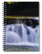 Indianhead Dam - Montgomery County Pa. Spiral Notebook