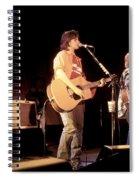 Indigo Girls Spiral Notebook