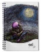 Indigo Night Spiral Notebook