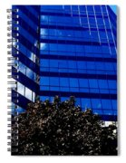 Indigo Tower Spiral Notebook