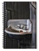 Indoor Plumbing Spiral Notebook