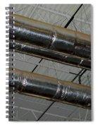 Industrial 1 Spiral Notebook