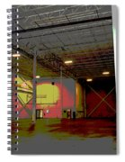 Industrial 3 Spiral Notebook