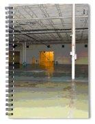 Industrial 4 Spiral Notebook
