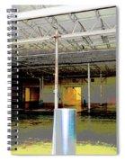 Industrial 6 Spiral Notebook