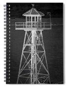 Industrial Alcatraz Spiral Notebook