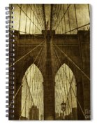 Industrial Spiders Spiral Notebook