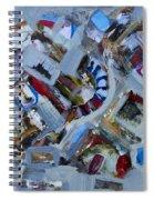 Industry Spiral Notebook