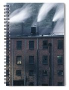 Dark Satanic Mill Spiral Notebook