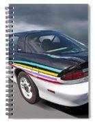 Indy 500 Pace Car 1993 - Camaro Z28 Spiral Notebook