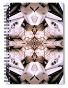Infernal Combustion Engine Spiral Notebook