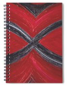 Infinite Love By Jrr Spiral Notebook