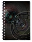 Echoes Of A Soul 1 Spiral Notebook