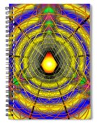 Infinity Gateway Nine Banner Spiral Notebook