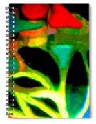 Infinity Heartthrob Spiral Notebook