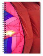Inflation Spiral Notebook