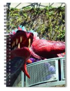 Infusion Lounge Spiral Notebook