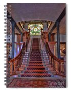 Inglenook Vineyard -5 Spiral Notebook