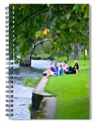 Inistioge Friends Spiral Notebook