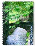 Inistioge Park Spiral Notebook