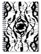 Ink Spot Spiral Notebook