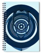 Inner Circles Spiral Notebook