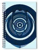 Inner Circles Spiral Notebook