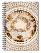 Inner Dome Spiral Notebook