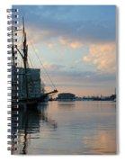 Inner Harbor610 Spiral Notebook