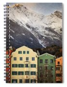 Innsbruck Spiral Notebook