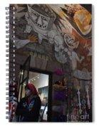 Inocentes Spiral Notebook