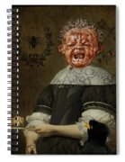 Insectophobia Spiral Notebook