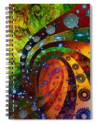 Inside Consciousness  Spiral Notebook