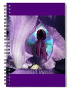 Inside The Iris Spiral Notebook