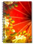 Inside The Phonograph Spiral Notebook