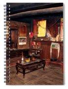 Inside Tibetan House Spiral Notebook