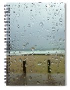 Inside Warmth Spiral Notebook