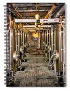 Inside Winery Spiral Notebook
