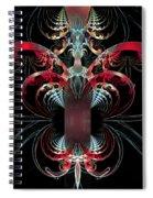Inside Your Beautiful Heart Spiral Notebook