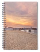Inspirational Theater Old Orchard Beach  Spiral Notebook