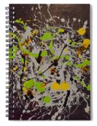 Intense Discovery Spiral Notebook