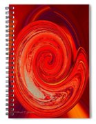 Intense Love Spiral Notebook
