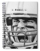 Intensity Tom Brady Spiral Notebook