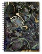 Interesting Spiral Notebook