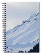 Interfluence Spiral Notebook