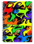 Intergalactic Spiral Notebook