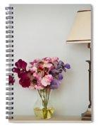 Interior Decor Spiral Notebook