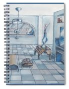 Interior Rendering 2 Spiral Notebook
